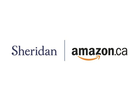 Sheridan and Amazon logo
